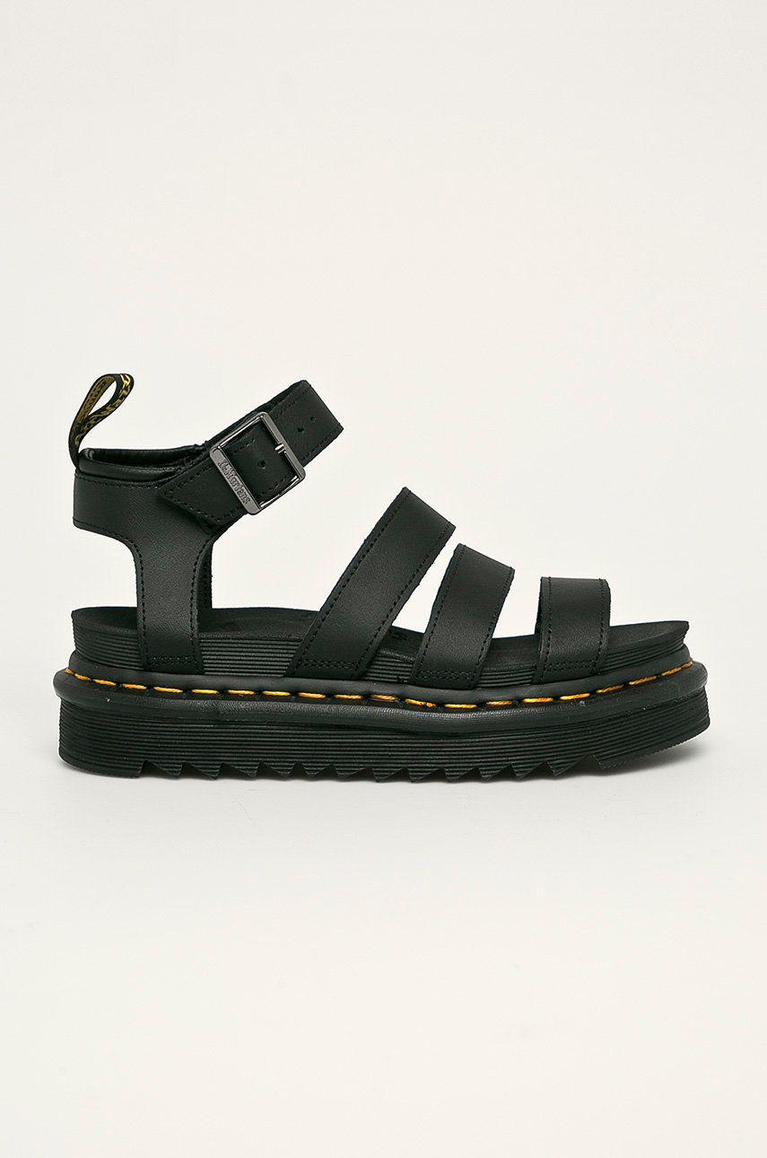 Dr. Martens - Kožené sandále Blaire