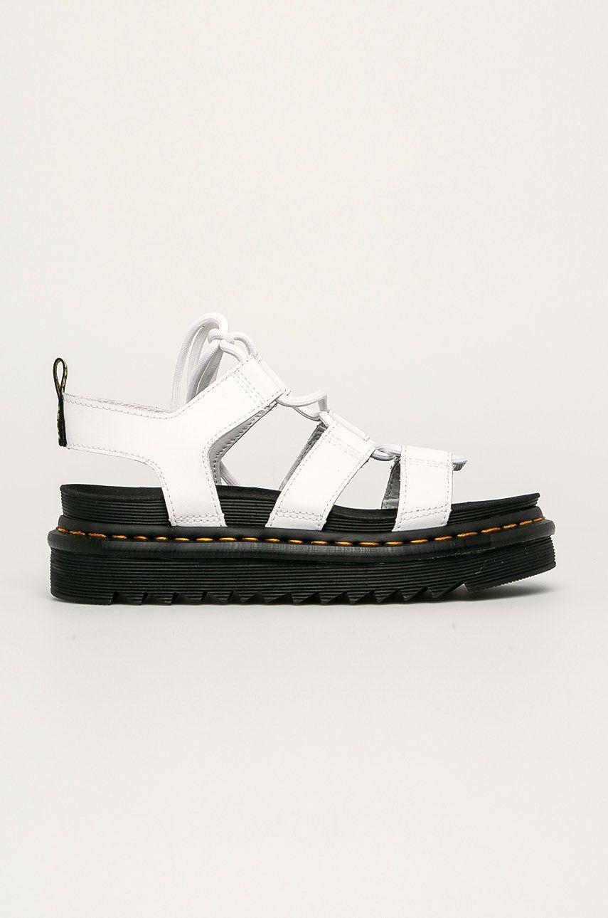 Dr. Martens - Kožené sandále Nartilla