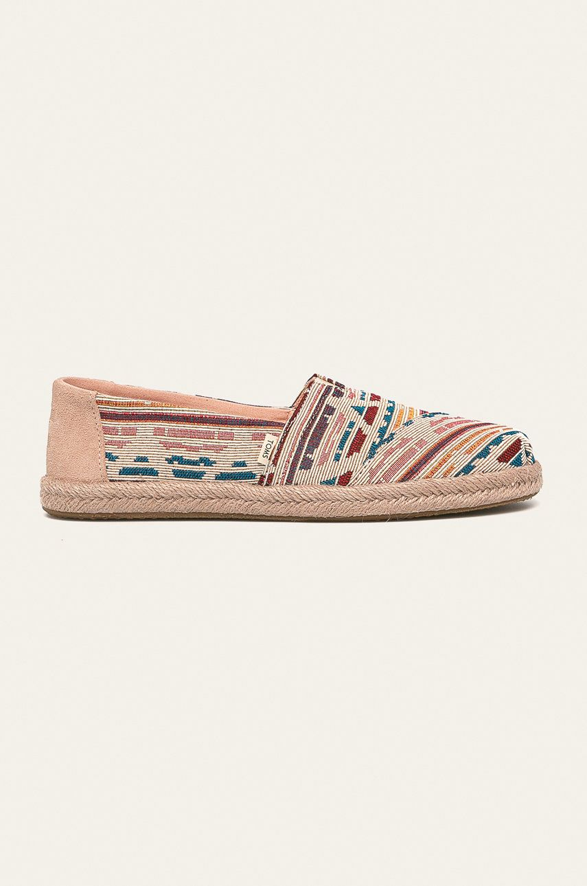 Toms - Espadrile Global Woven Rope