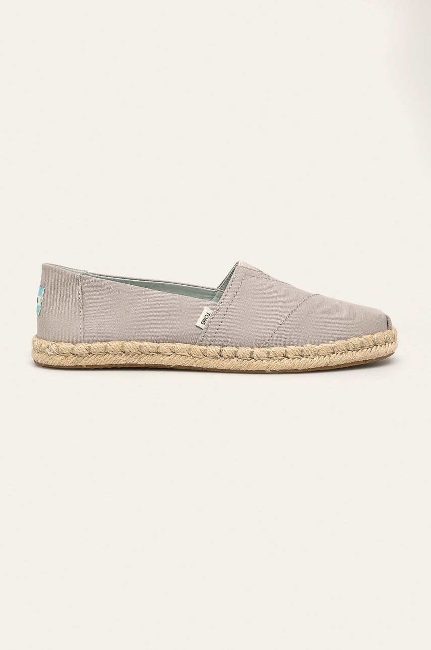 Toms - Espadrile Plant Dyed Canvas Rope