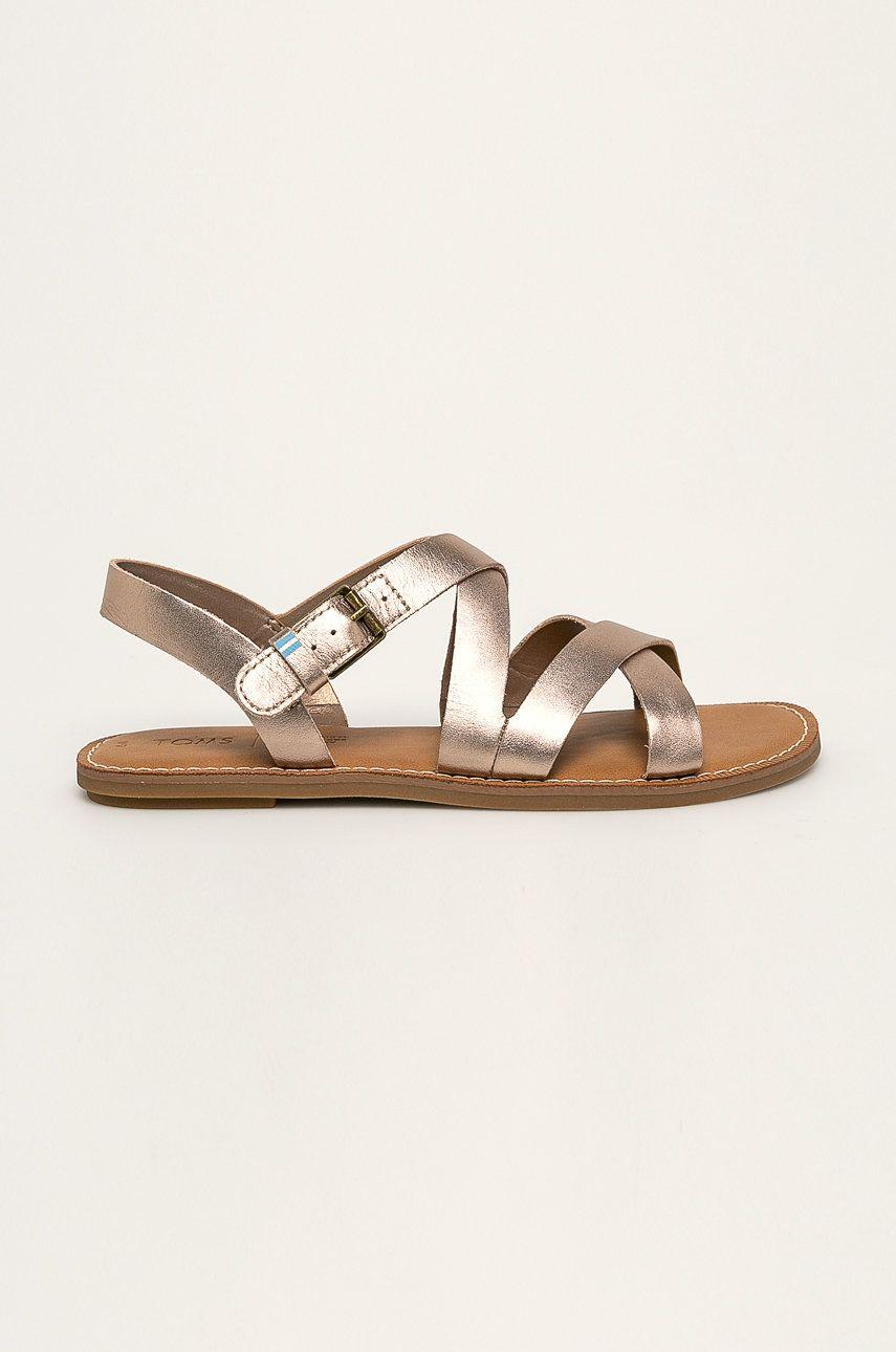 Toms - Sandale de piele Sicily