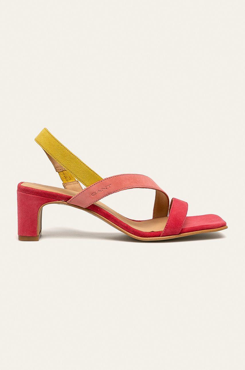 Gant - Sandale de piele Alabasta imagine