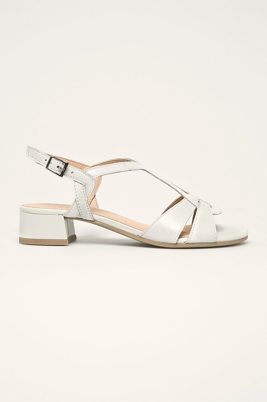 Caprice - Sandale de piele poza