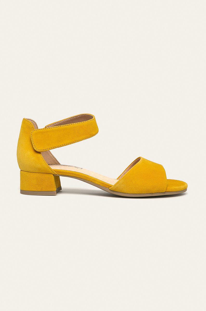 Caprice - Кожаные сандалии от Caprice