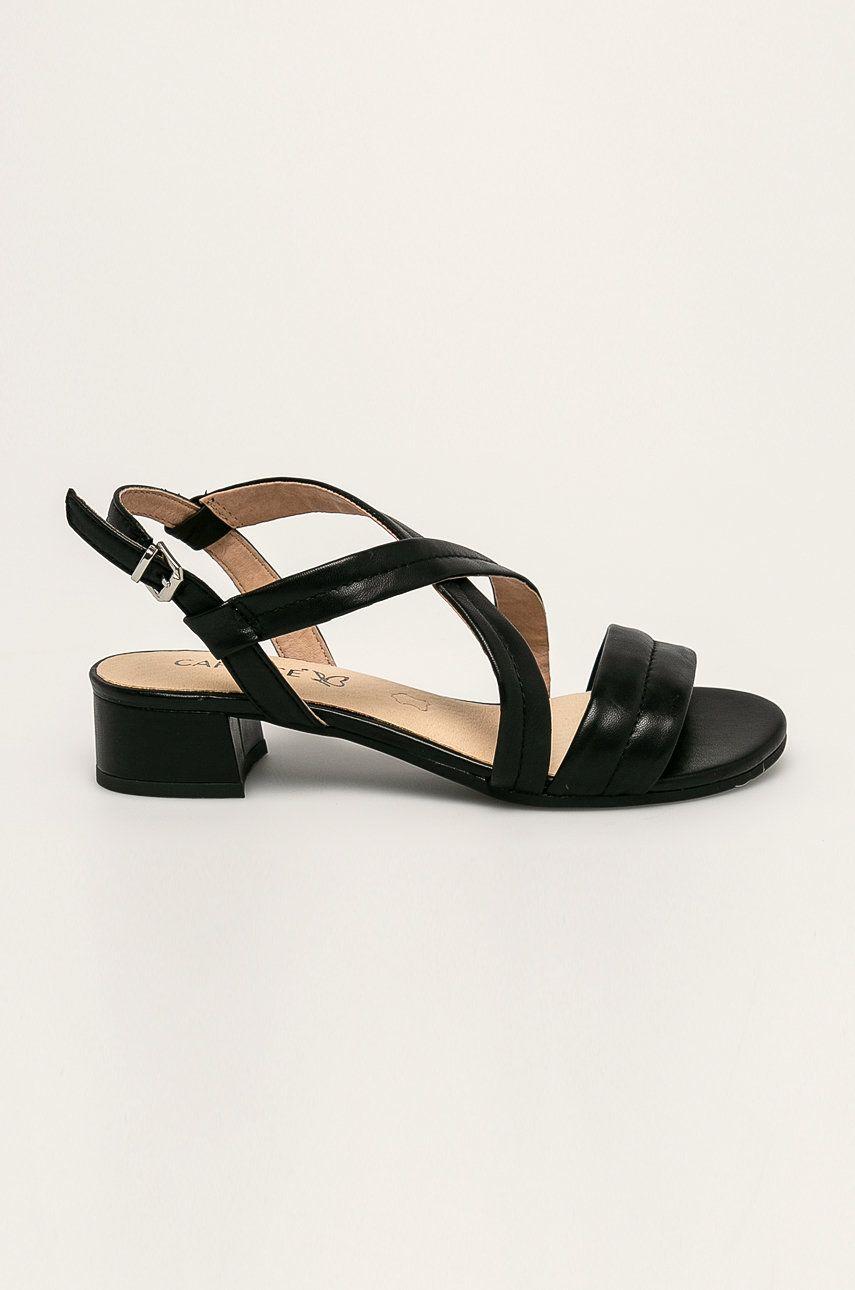 Caprice - Sandale de piele