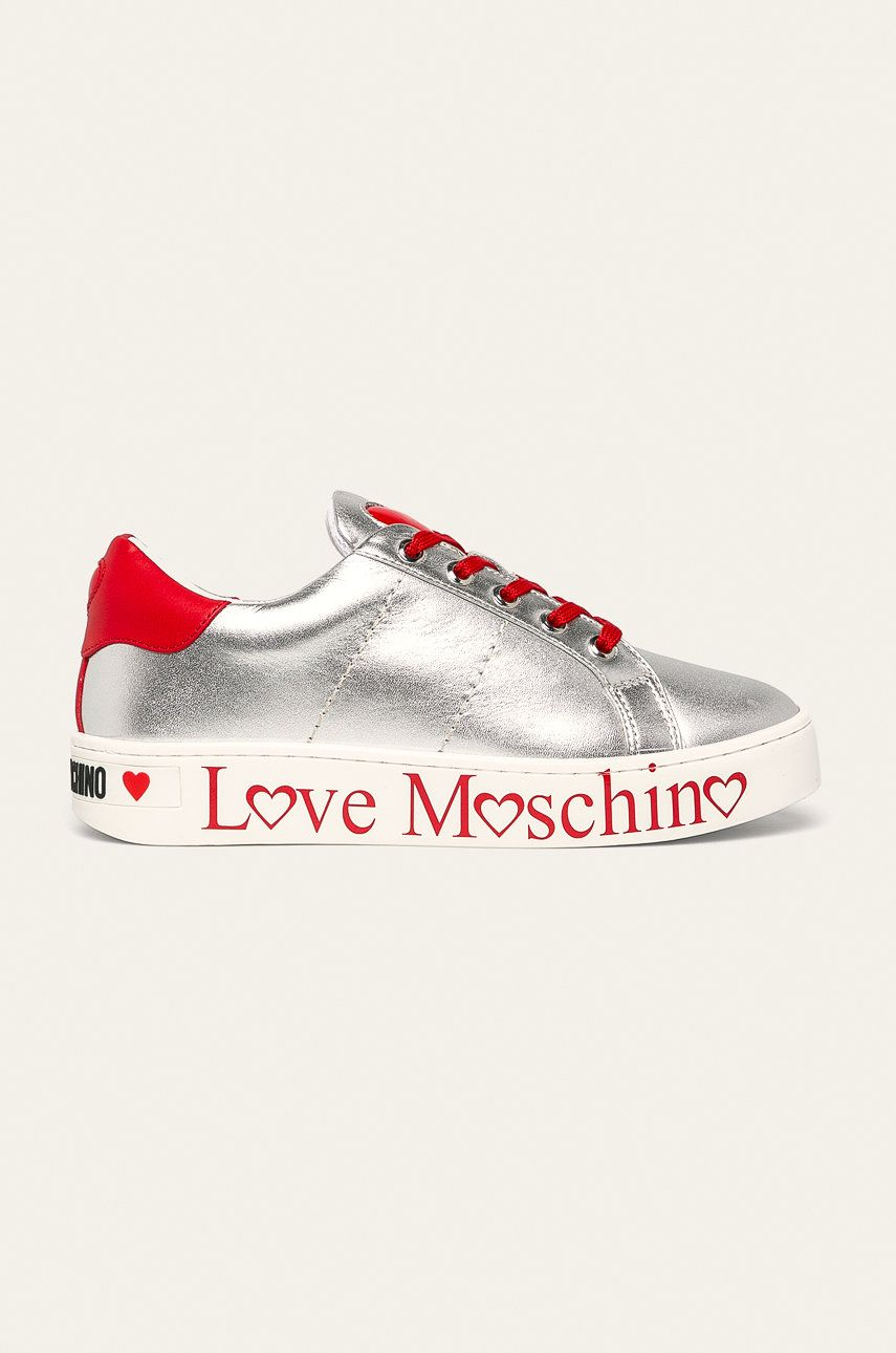 Love Moschino - Ghete de piele