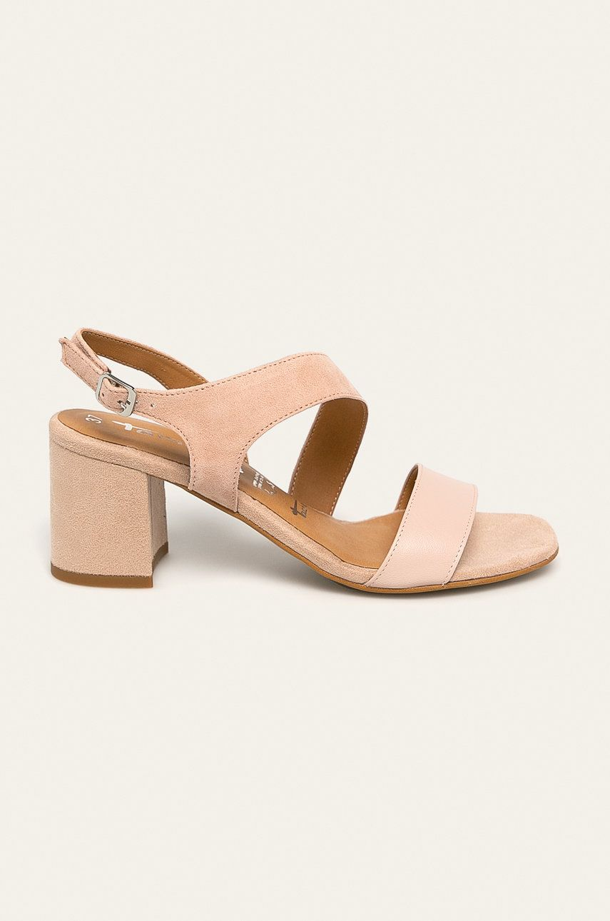 Tamaris - Sandale de piele