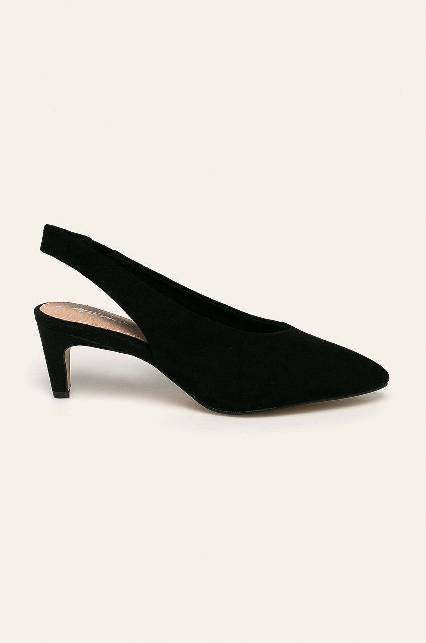 Tamaris - Pantofi de piele imagine