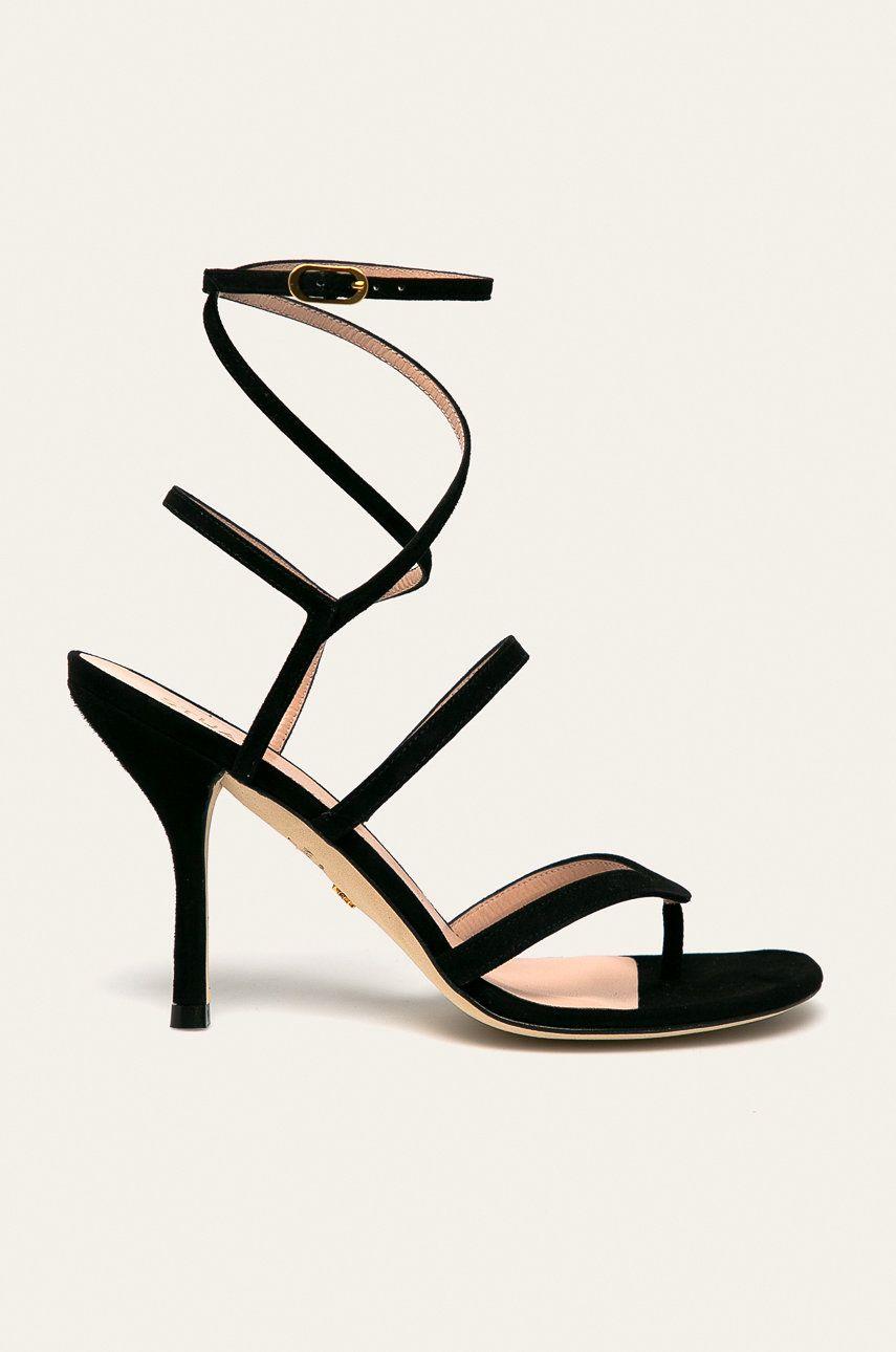 Stuart Weitzman - Sandale de piele Julina imagine