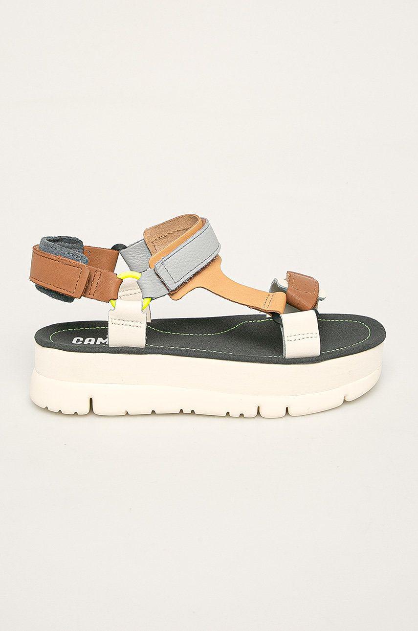 Camper - Sandale de piele Oruga Up imagine