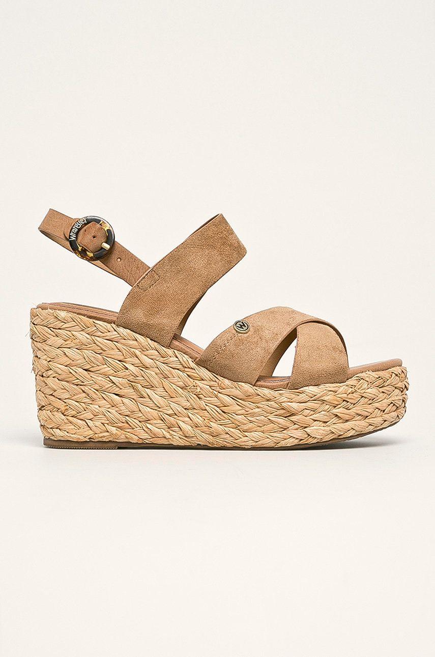 Wrangler - Sandale imagine answear.ro