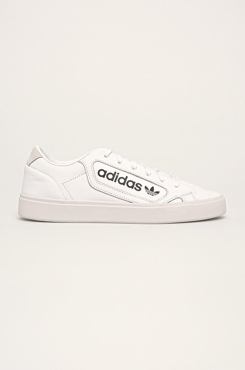 adidas Originals - Ghete de piele Sleek W poza