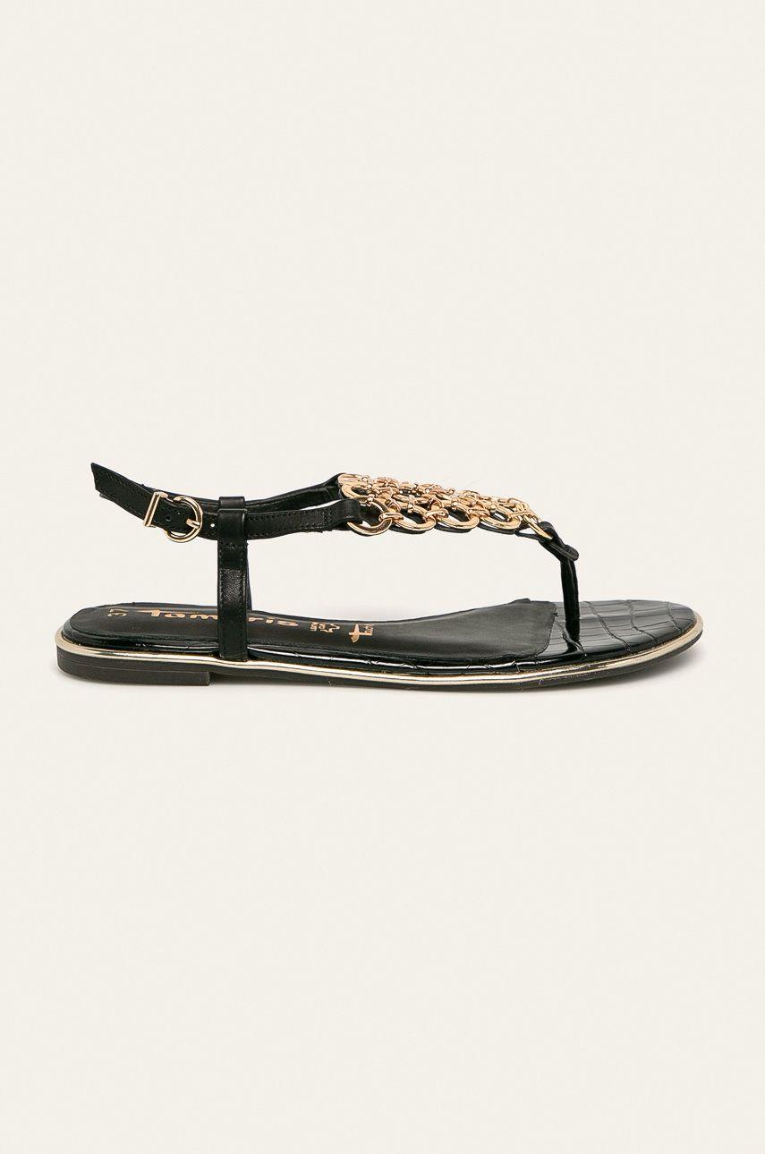 Tamaris - Sandale de piele imagine