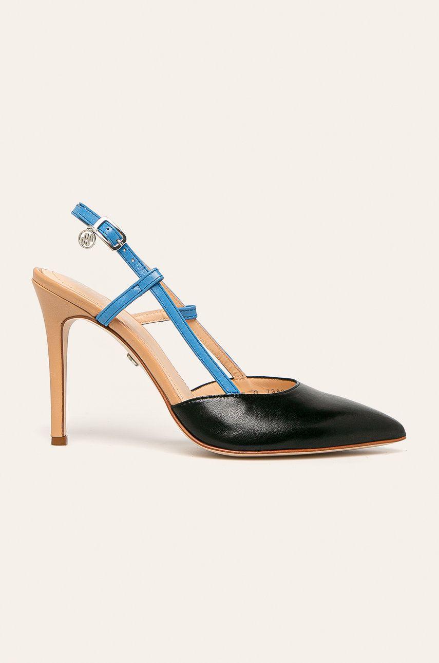 Solo Femme - Stilettos de piele