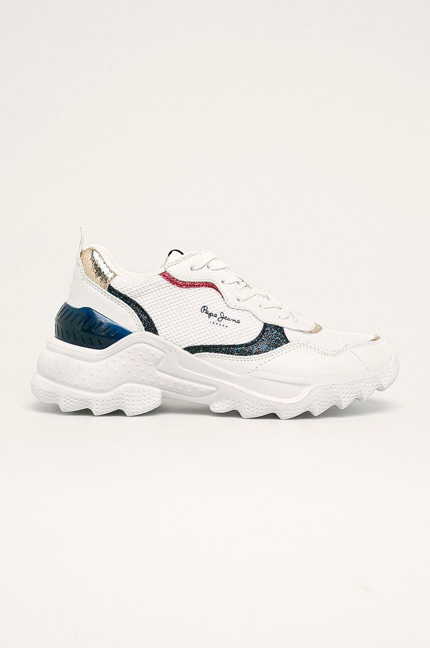 Pepe Jeans - Pantofi Eccles Clex
