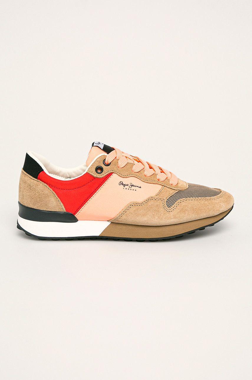 Pepe Jeans - Pantofi Bimba Solid