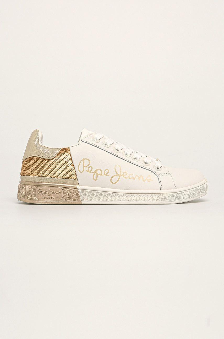 Pepe Jeans - Pantofi Brompton Sequins