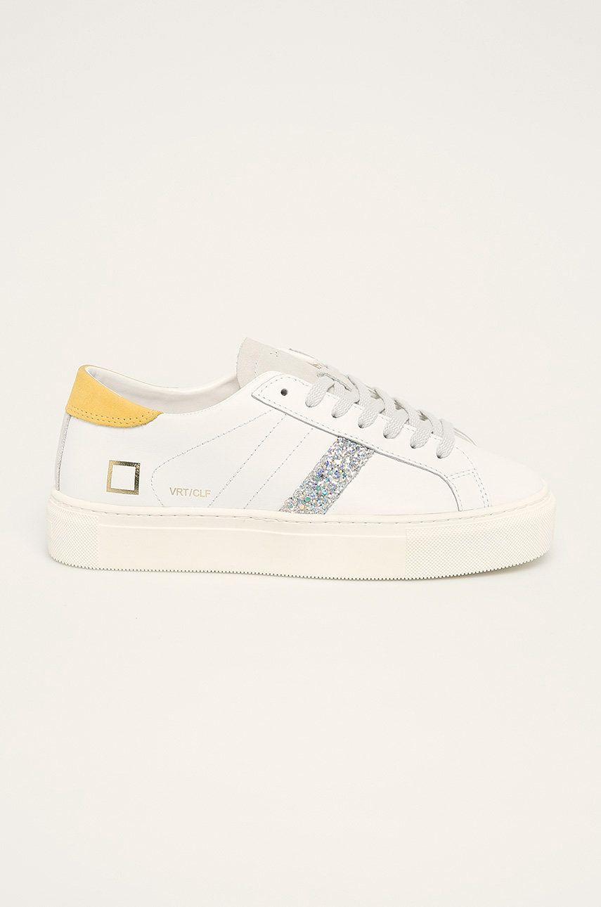 D.A.T.E. - Pantofi Vertigo Calf
