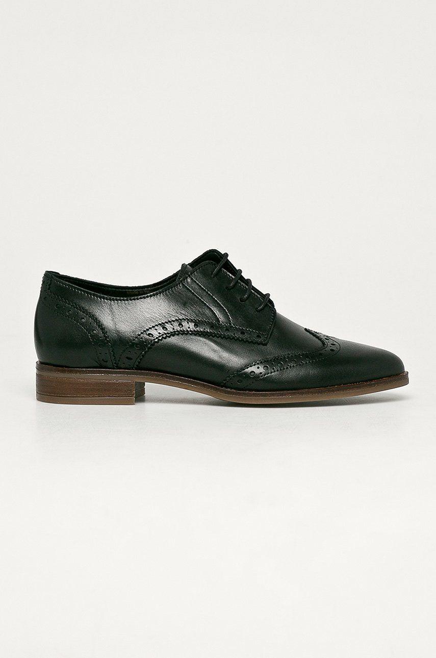 Aldo - Pantofi de piele Guettarda imagine