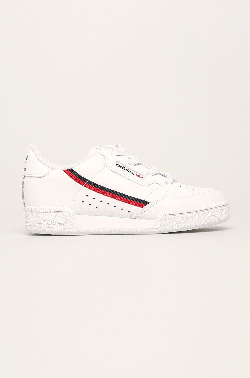 adidas Originals - Pantofi copii Continental 80 de la adidas Originals