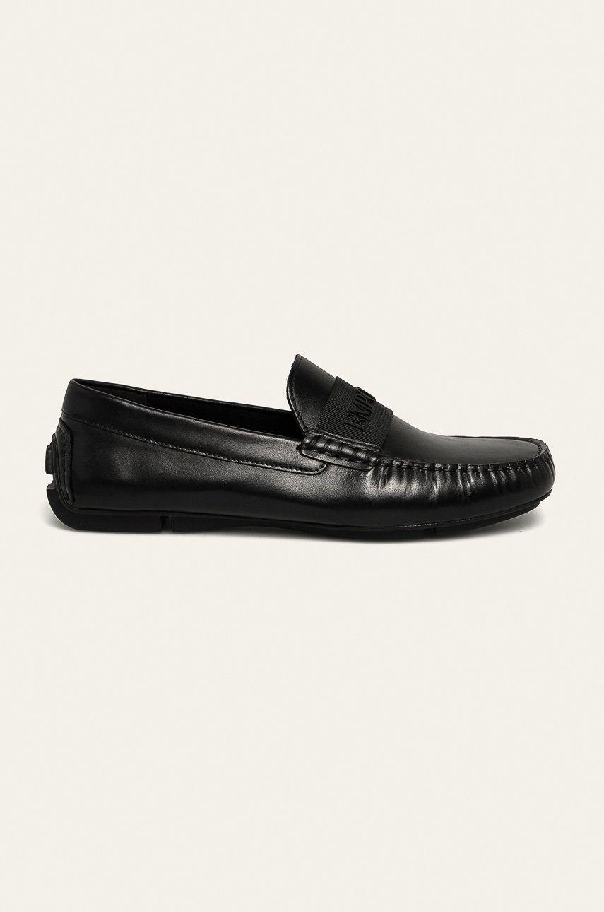 Emporio Armani - Pantofi de piele imagine 2020