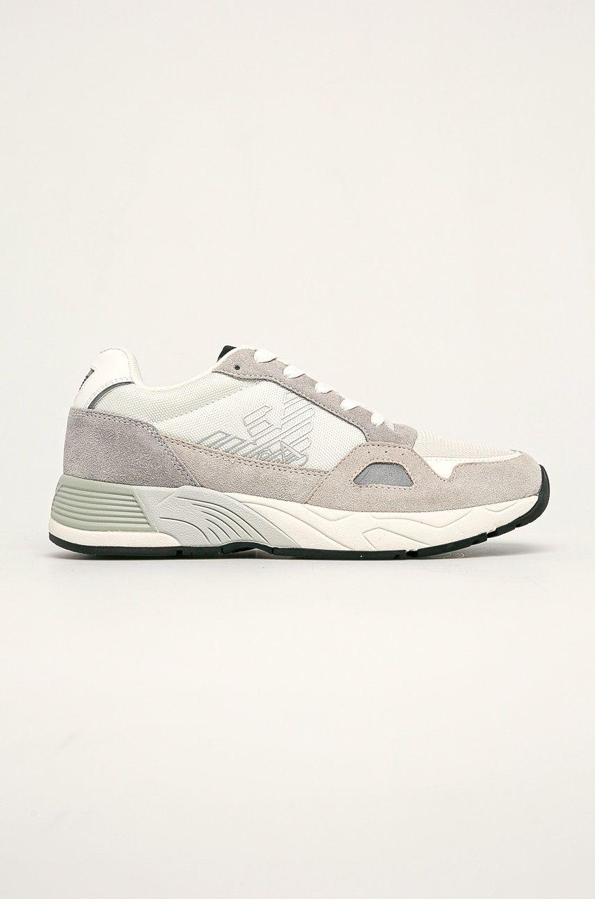 Emporio Armani - Pantofi imagine 2020