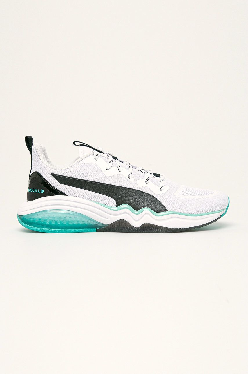 Puma - Pantofi Tension Puma White-Blue T