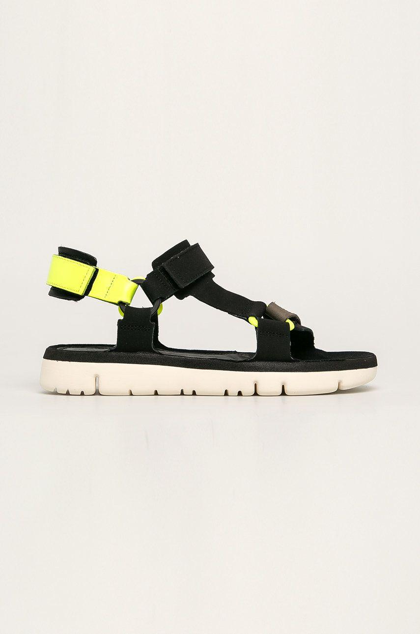 Camper - Sandale de piele Oruga imagine