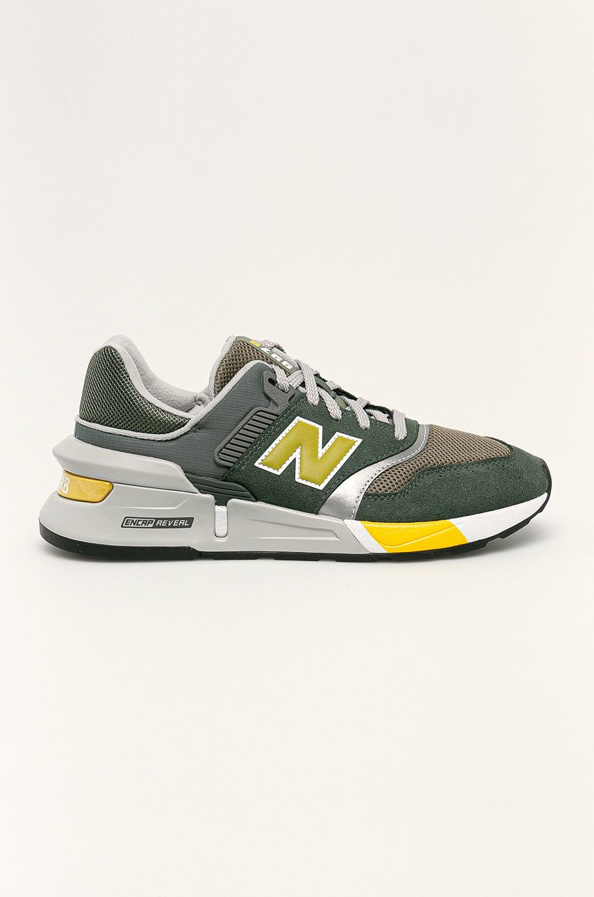 New Balance - Pantofi MS997LKS imagine 2020