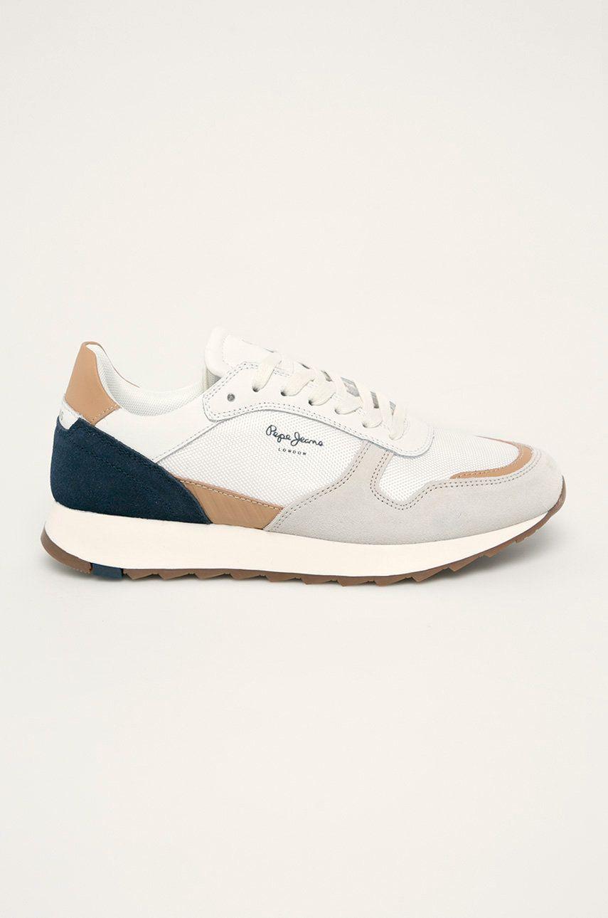 Pepe Jeans - Pantofi Slab Basic imagine 2020