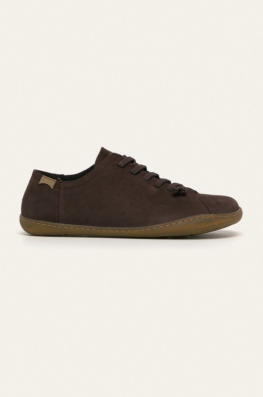 Camper - Pantofi de piele Peu Cami imagine