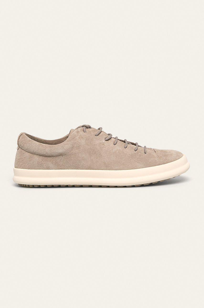 Camper - Pantofi de piele Chasis Sport