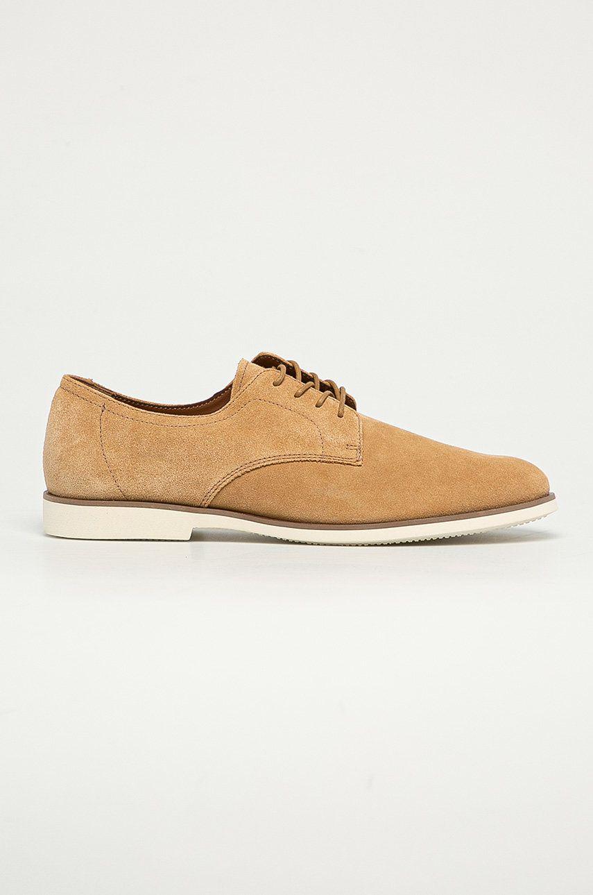 Aldo - Pantofi de piele Dautovo imagine answear.ro