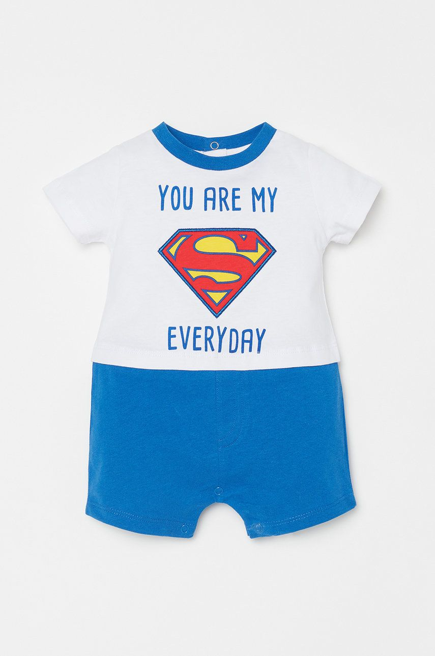 OVS - Body bebe x Superman 50-68 cm imagine