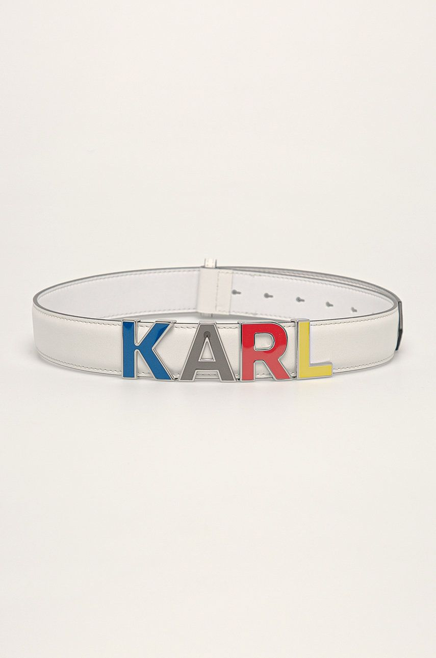 Karl Lagerfeld - Curea de piele