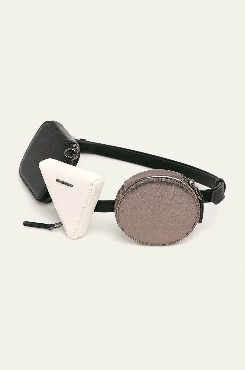 Karl Lagerfeld - Borseta de piele