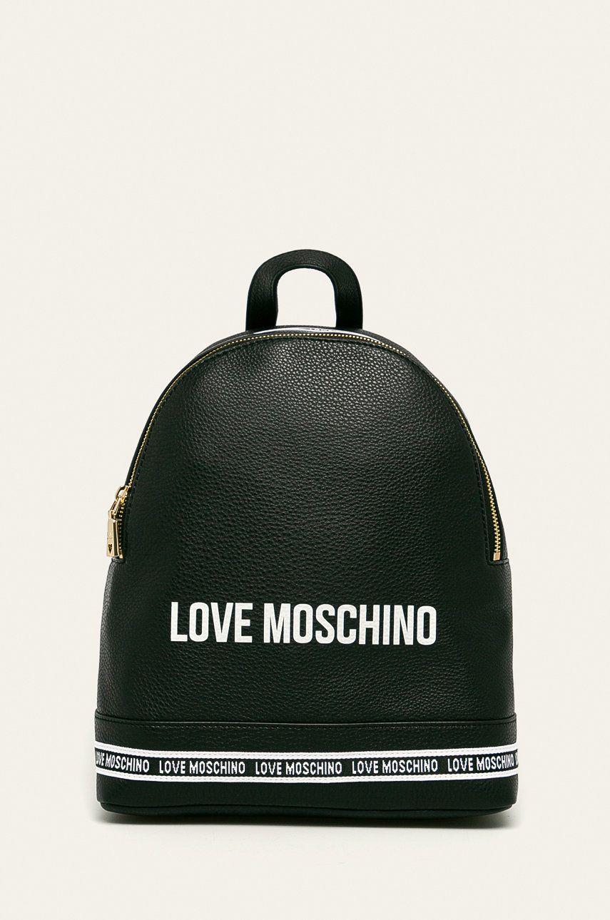 Love Moschino - Ghiozdan de piele
