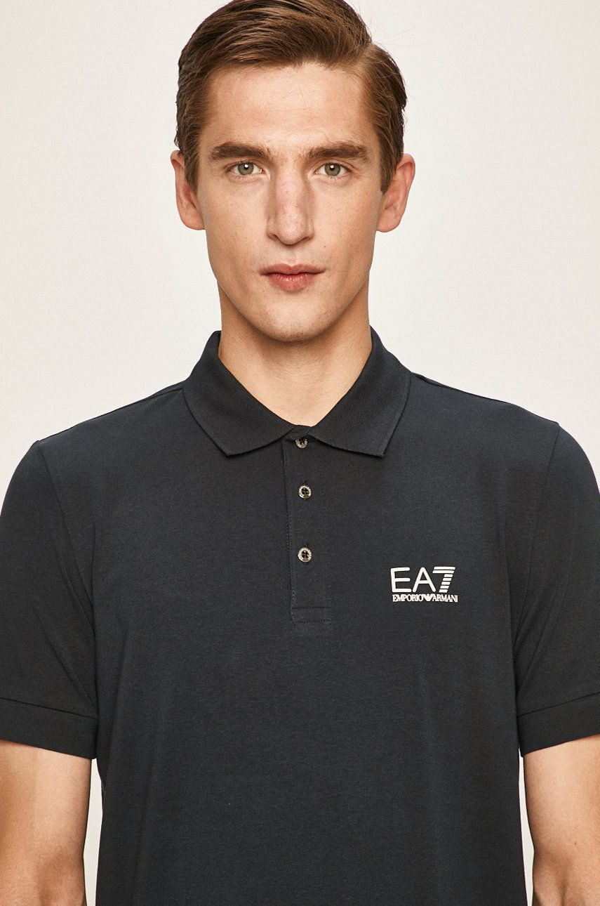 EA7 Emporio Armani - Tricou Polo imagine 2020