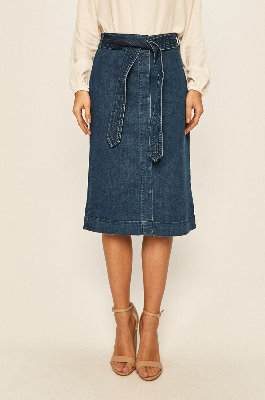 Vero Moda - Fusta jeans