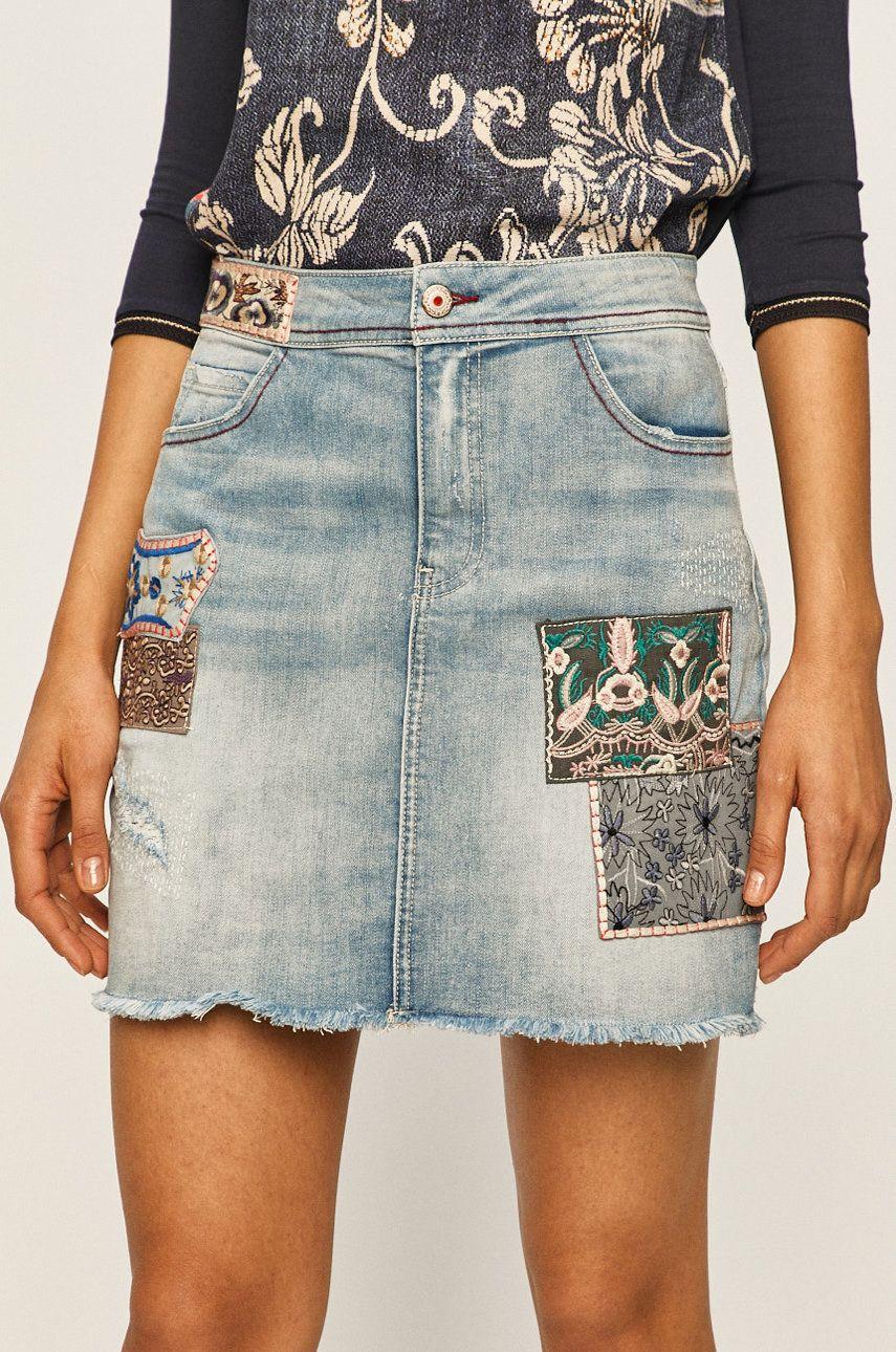 Imagine Desigual  - Fusta Jeans