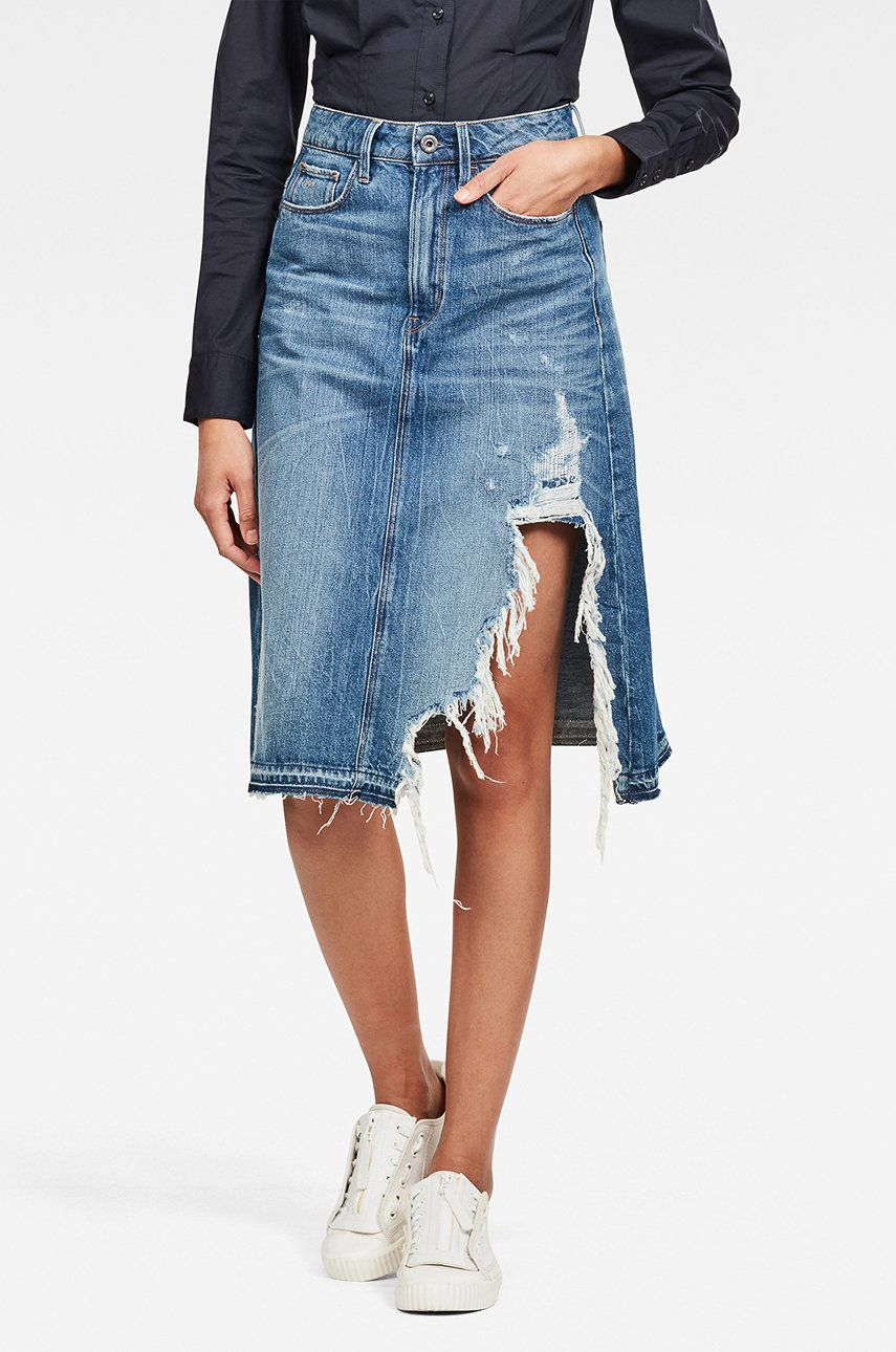 G-Star Raw - Fusta jeans