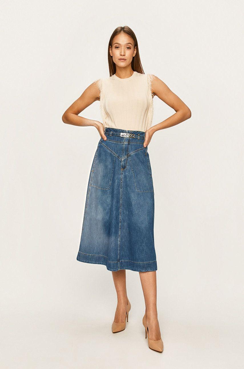 Pinko - Fusta jeans