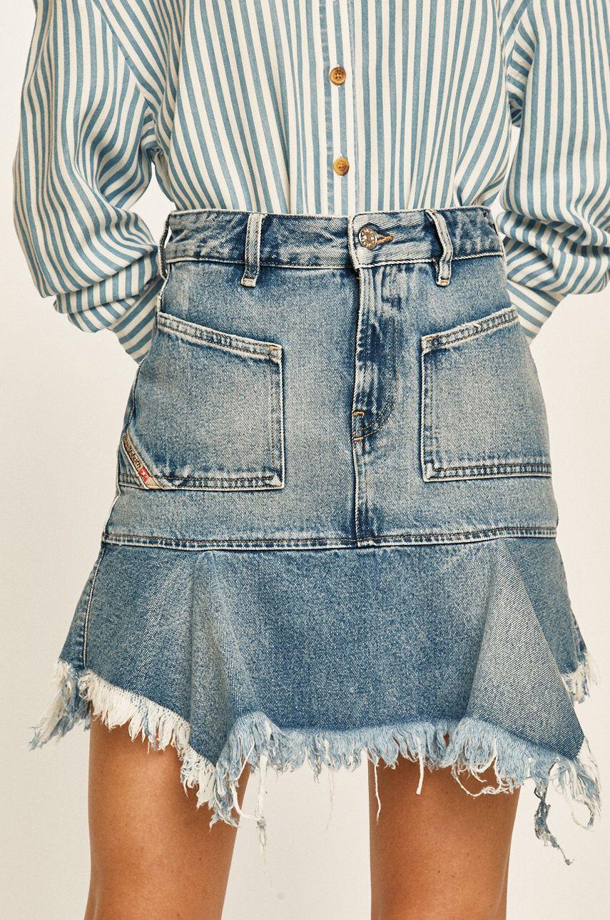 Diesel - Fusta jeans