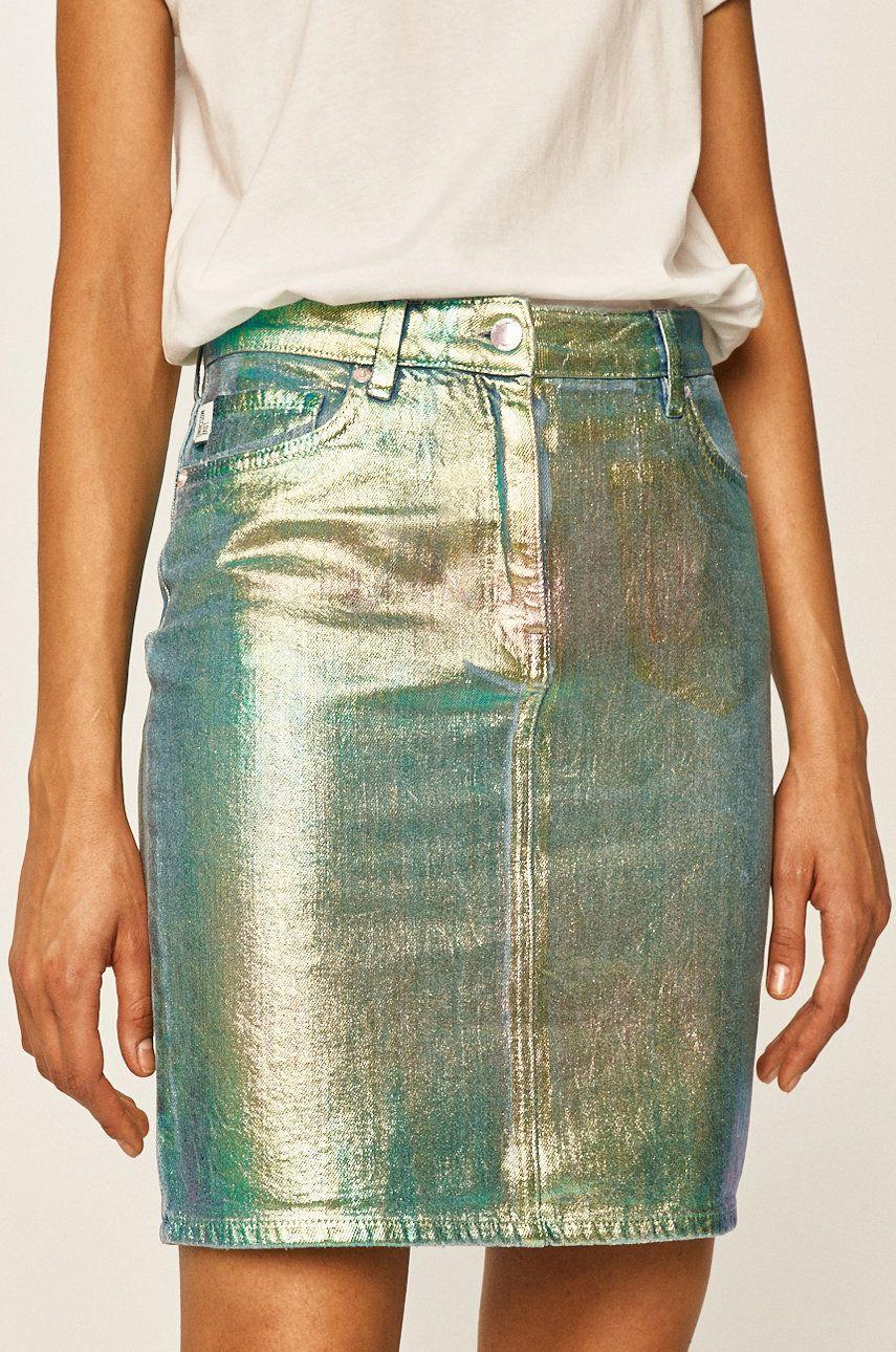 Love Moschino - Fusta jeans