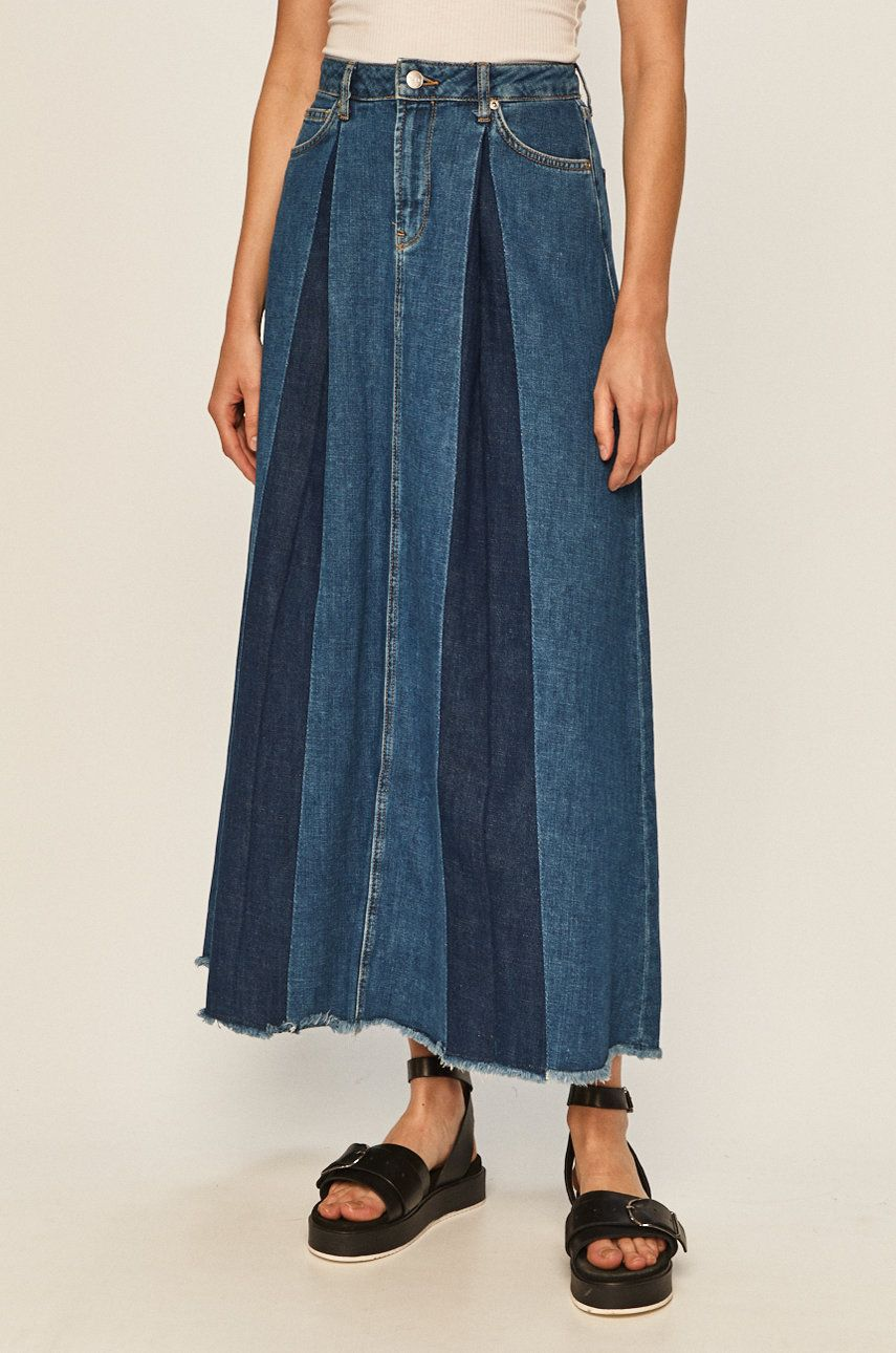 Pepe Jeans - Fusta jeans Maxime