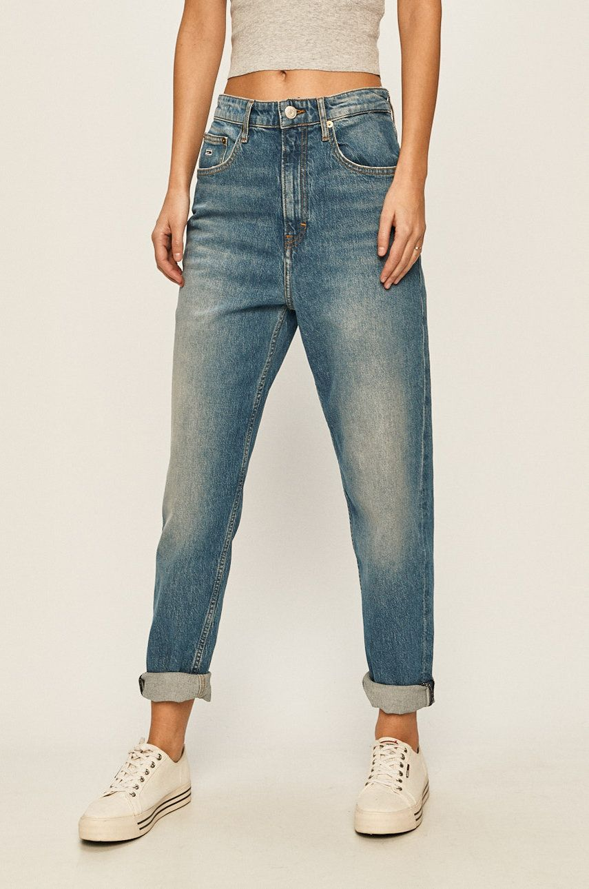 Tommy Jeans - Jeansi Mom Jean