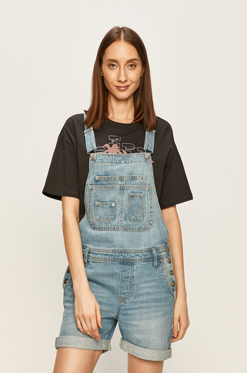 Pepe Jeans - Pantaloni scurti Abby Fabby