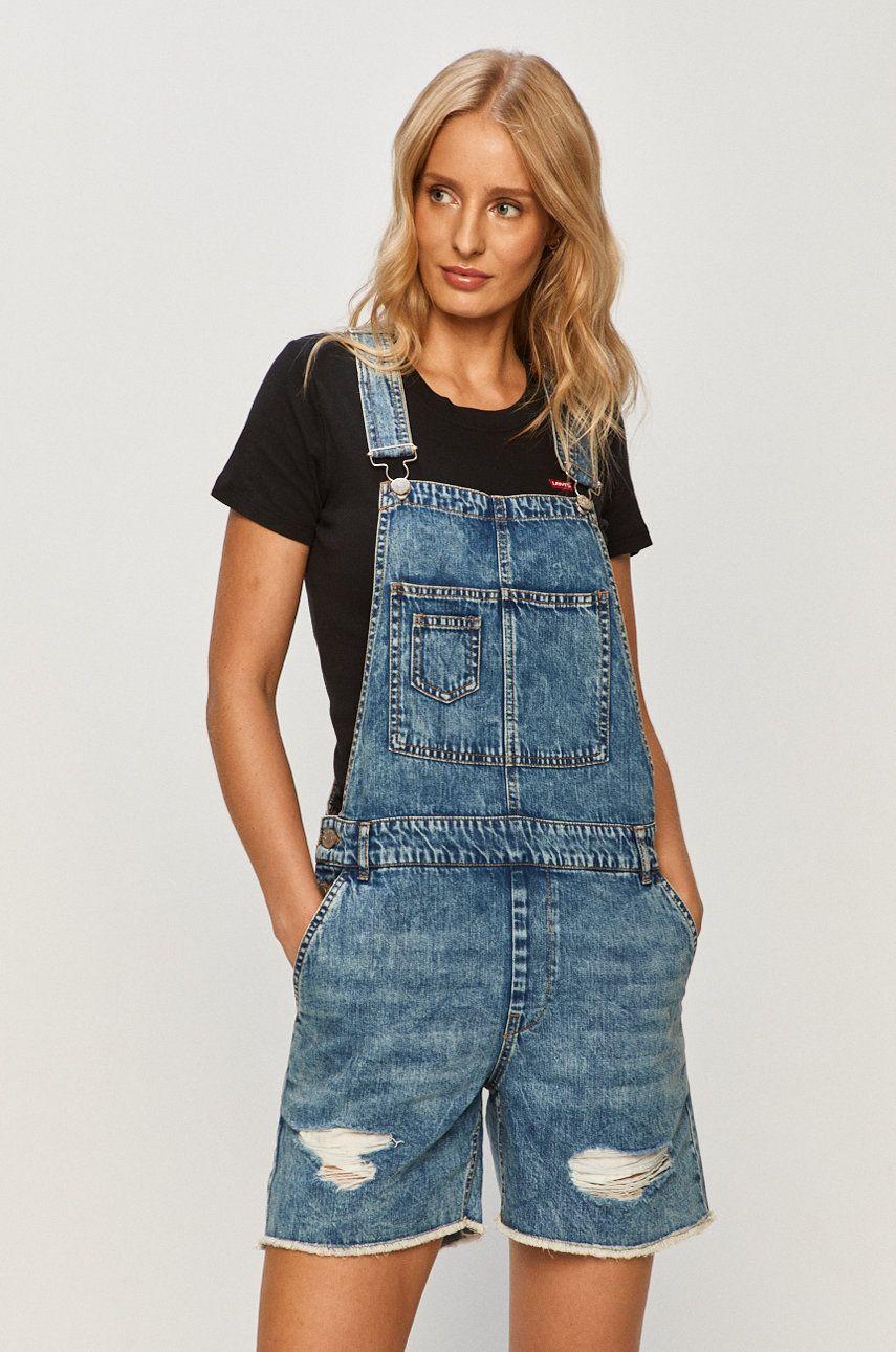 Only - Salopeta jeans
