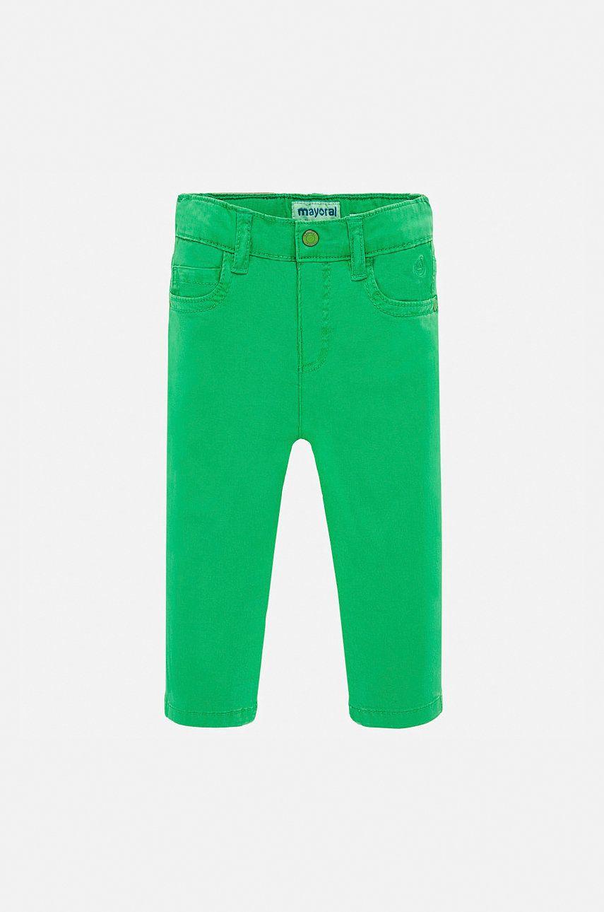 Mayoral - Pantaloni copii 68-98 cm answear.ro