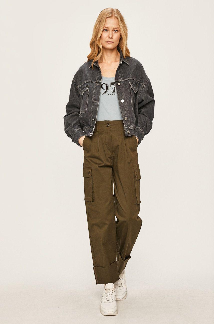 Pepe Jeans - Pantaloni Cara